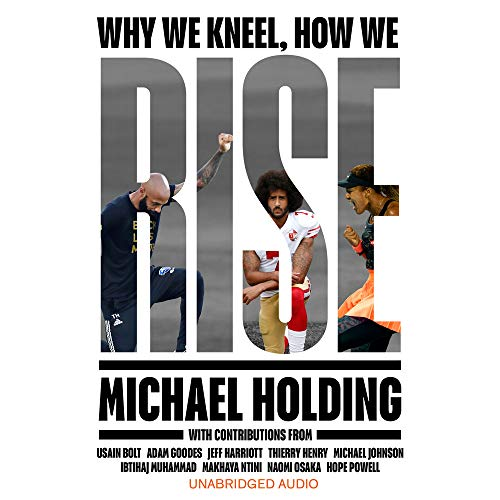 Why We Kneel How We Rise cover art