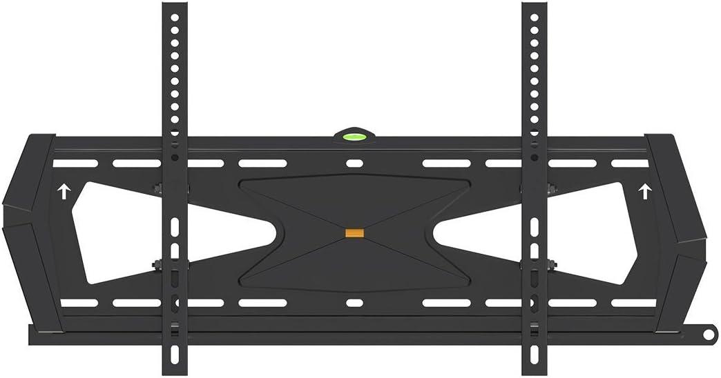 1 year warranty Black Adjustable Tilt 5 ☆ very popular Tilting Wall Mount Bracket Anti-Theft with