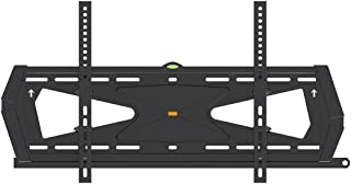 "Black Adjustable Tilt/Tilting Wall Mount Bracket with Anti-Theft Feature for iiyama Prolite LE5540S-B1 55"" inch LED Digital Signage"