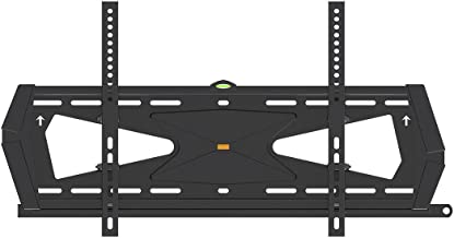 Black Adjustable Tilt/Tilting Wall Mount Bracket with Anti-Theft Feature for Sharp PN-Y425 42