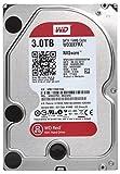 Western Digital Red 3TB SATA 6 GB/s - Disco Duro (Serial ATA III, 3000 GB, 8,89 cm (3.5'), 0,6W, 4,4W, 4,4W)