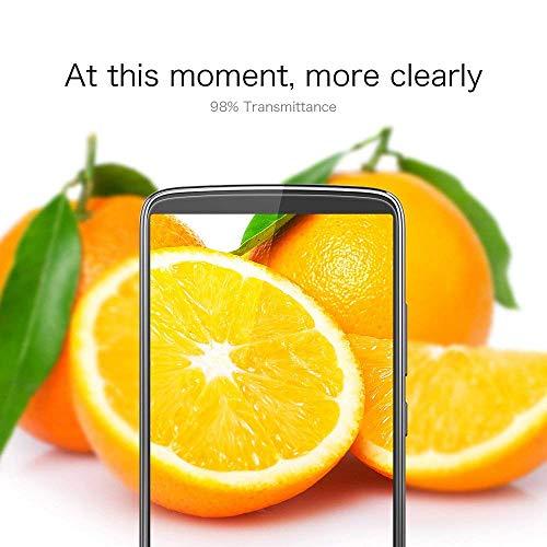 PaceBid [2 Stück Huawei Nova 3i Panzerglas Schutzfolie, Tempered Glass [9H Härte][Anti-Fingerabdruck][Ultra-klar][Blasenfreie] Panzerglasfolie Displayschutzfolie Für Huawei Nova 3i - 6