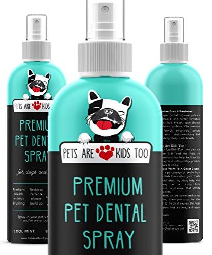 Premium Pet Dental Spray