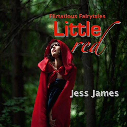 Little Red audiobook cover art