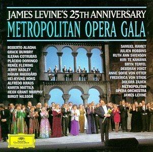 James Levine's 25th Anniversary Metropolitan Opera Gala (1996-09-07)