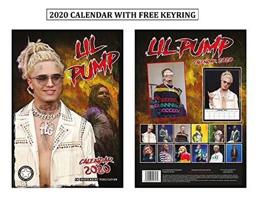 Lil Pump Kalender 2020 + Lil Pump Schlüsselanhänger