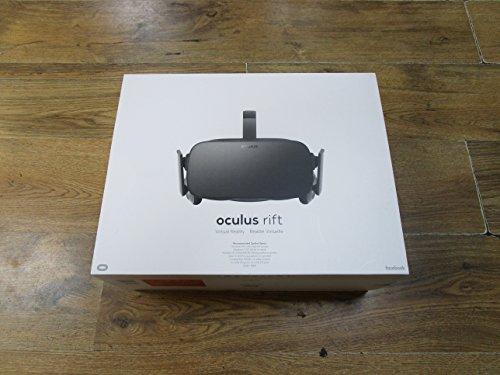 Oculus Rift - Sistema de realidad virtual para exposiciones de arte y óptica