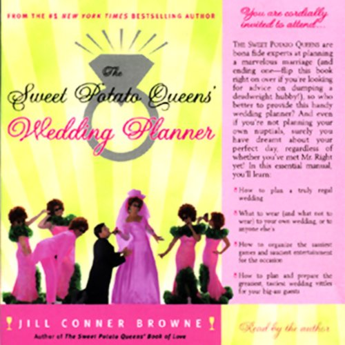 The Sweet Potato Queens' Wedding Planner & Divorce Guide audiobook cover art