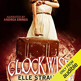 Clockwise audiobook cover art