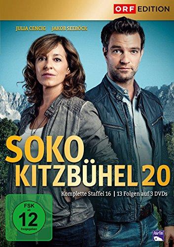 SOKO Kitzbühel - Box 20 (3 DVDs)