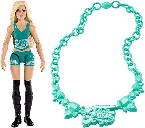 WWE Superstars Ultimate Fan Pack 17cm Action Figure - Charlotte