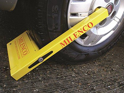 Milenco Radkralle Compact für Radgröße 12