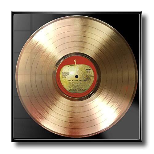 Le disque d'or des Beatles édition limitée