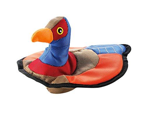 HUNTER FASAN Hundespielzeug, Wasserspielzeug, schwimmfähig, 23 cm