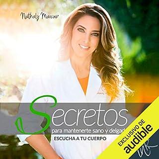 Secretos para mantenerte sano y delgado [Secrets to Staying Healthy and Lean] audiobook cover art
