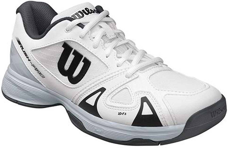 Wilson Junior Rush Pro 2.5 White Pearl bluee Tennis shoes