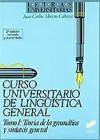 Curso Univeristario de Linguistica General 1