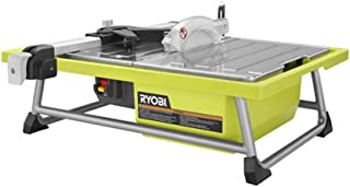 Ryobi ZRWS722 7 in. Portable Wet Tile Saw (Renewed)
