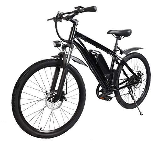 """E-Bike Elektrofahrrad """"EX10"""" Pedelec 27,5 oder 29 Zoll E-Fahrrad Elektro Trekking Fahrrad (27,5 Zoll)"""