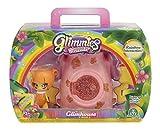 Glimmies - GLN046 - Coffret GlimHouse - Rainbow Friends Exclusive - Maison Tronc