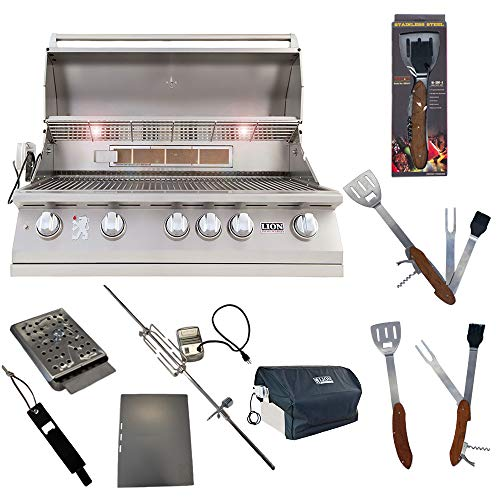 best built In natural gas grills
