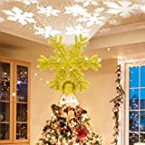Sulida Solar Plant Grow Light Impermeable Auto encendido / apagado 16 plantas LED crecen bombillas de lámpara para cultivo de plantas de interior / exterior(2 Pack)