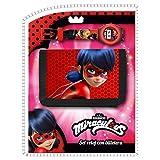Ladybug Set Reloj y Billetera (Kids LB17052)