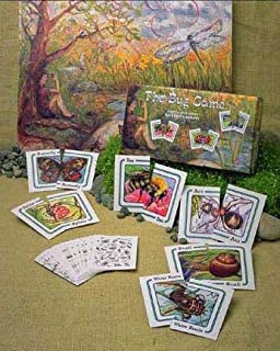 Bug Game - Insects and other Backyard Creatures