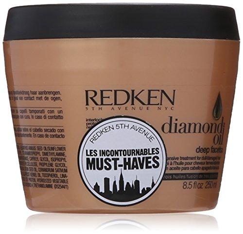 Redken Diamond Oil Maske, 1er Pack, (1x 250 ml)