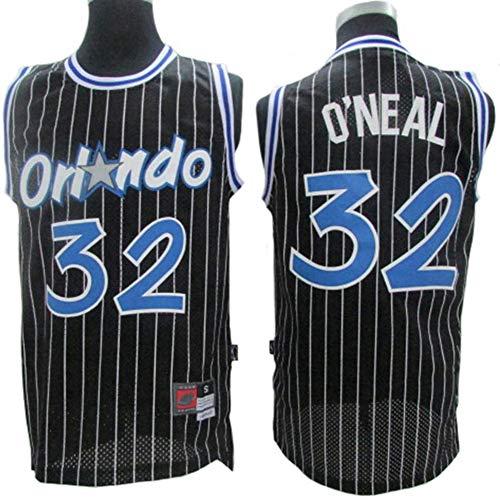 HS-XP Baloncesto De Los Hombres NBA Retro Orlando Magic # 32 Shaquille O
