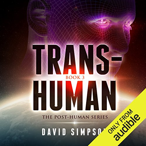 Trans-Human audiobook cover art