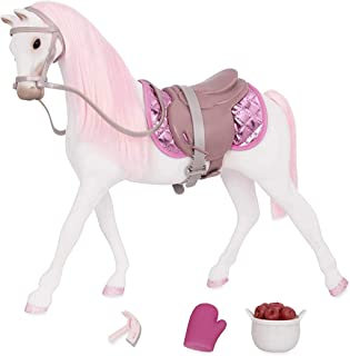 """Glitter Girls by Battat – Shimmers 14"""" Norwegian Horse - 14 inch Doll Accessories and Clothes for Girls Age 3 and Up – Chi..."""