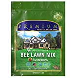 Twin City Seed Co. Bee Lawn Seed Mixture   Pollinator Friendly, Low...