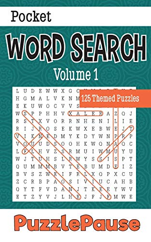 Pocket Word Search: 125 Themed Puzzles