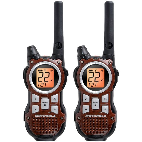 Motorola MR350RVP 2-Way FRS/GMRS Radio, Value Pack