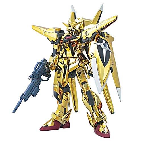 BANDAI -Gundam oowashi akatsuki -Maquette pvc