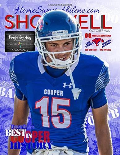 HomeSweetAbilene.com: 2019 Abilene Cooper Cougars vs Grapevine Mustangs Football