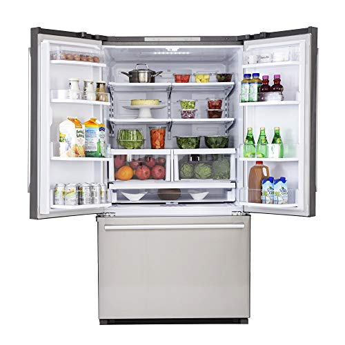 Compact French Door Refrigerator