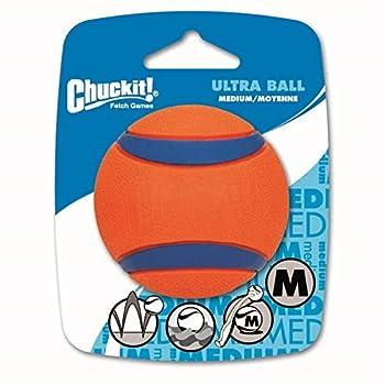 Chuckit Ultra Ball Jouet pour Chien 1 Pièces Taille M