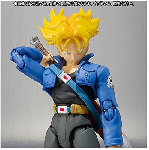 Premium Bandai Dragon ball S.H.Figuarts trunks -Premium Color Edition- Action Figure image