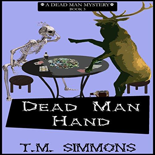Dead Man Hand audiobook cover art
