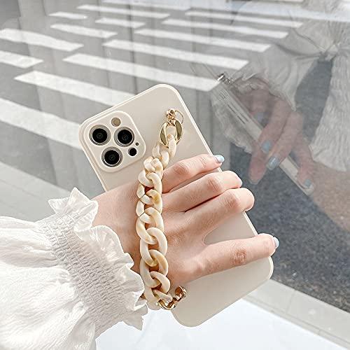 DEIOKL Pulsera de mármol 3D con Cadena de muñeca, Funda Suave para teléfono para Huawei P20 P30 Lite P40 Pro Honor 8X Nova 3 4 5 Y9 2019, Cubierta Trasera de Lujo, 2, Mate 20