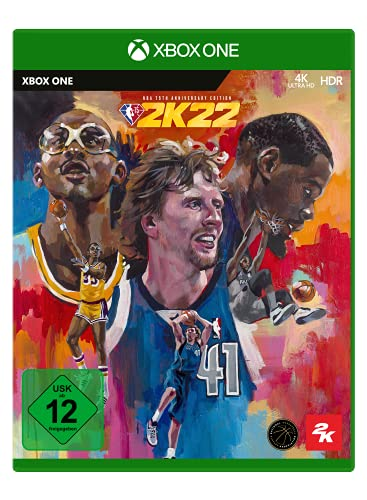 NBA 2K22 75th Anniversary Edition - [Xbox One]