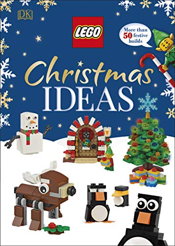 LEGO Christmas Ideas: More Than 50 Festive Builds (English Edition)