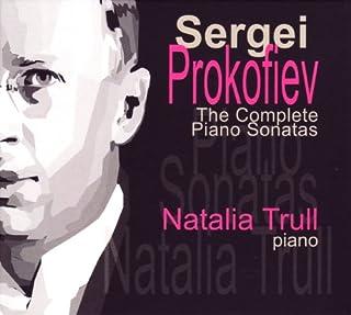 Sergei Prokofiev: The Complete Piano Sonatas