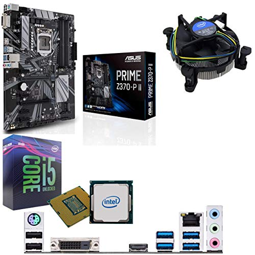Components4All AMD Ryzen 7 2700X 3.7GHz Eight Core Sixteen Thread CPU Turbo 4.3GHz ASUS Prime A320M-K Motherboard Pre-Built Bundle NO RAM