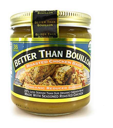 Better Than Bouillon, Bouillon Base Chicken Roasted, 8 Ounce