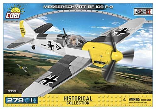 COBI Maqueta Avion MESSERSCHMITT BF109 F2. Historical