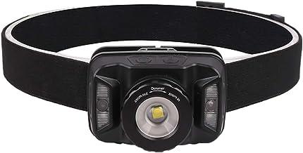 Hoofd Zaklamp 80000LM Krachtige Koplamp Body Motion Sensor Koplamp USB Oplaadbare Hoofd Licht Zoom Hoofd Voorlicht Waterdi...