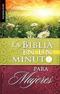 Biblia en un Minuto Para Mujeres (Spanish Edition)
